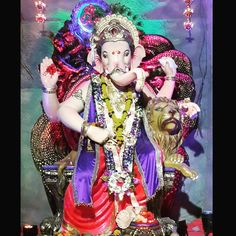 New pin for Ganpati Festival 2015 is created by by harshad_n with Hanuman Chowk Mulund  #GanpatiBappa #ganeshutsove #Ganpati #Bappa #InstaClick #InstaPic #f4f #f4follow #nofilter #ganpatibappamorya