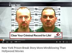 Is this ad for the videos or for me?  This is the second time in recent weeks I've seen this ad pop up during a video that seems inappropriate... or maybe a little too appropriate.  Just because I'm watching news about a prison escape doesn't mean that I have criminal record, but thanks for trying.