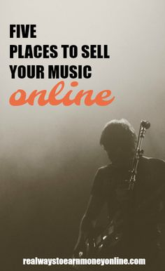 5 Places To Sell Your Music Online Sell Music, Your Music, House Music Artists, Music Website Templates, Music Websites, Music Writing, Recorder Music, Music Online, Music Promotion