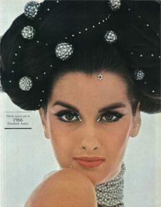 elizabeth arden ad, 1966