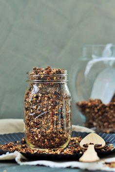 Mocca Granola (von sugar meets chili)