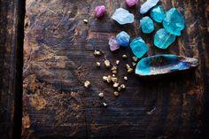 Conheça o poder curador dos cristais!