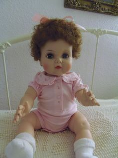 Toodles Doll  American Character Jointed Body  by raisedoncotton, $139.99