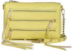 Rebecca Minkoff Mini 5-Zip on shopstyle.com