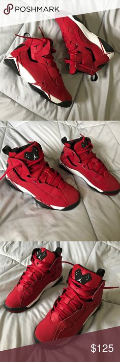 Jordan True Flights 🌹 Size 5.5 Youth. Will fit a 6- 6.5 in 0ca2ad1a7