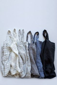 // Linen Bags - Reusable Bags // linge particulier baja bag – Lost & Found Developement Durable, Linen Bag, Save The Planet, Sustainable Living, Zero Waste, Chambray, Sustainability, Creations, My Style