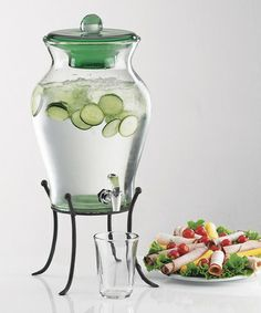 Look what I found on #zulily! Green Baja Beverage Dispenser by Global Amici #zulilyfinds