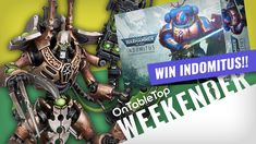 WIN Warhammer 40K Indomitus + New Necron & Space Marine Miniatures! #Wee... Inside Games, Necron, Game Workshop, Game Calls, Love Games, Space Marine, Warhammer 40k, Weekender, Warhammer 40000