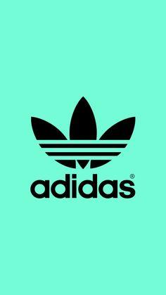 アディダスロゴ/adidas Logo4iPhone壁紙 iPhone 5/5S 6/6S PLUS SE Wallpaper