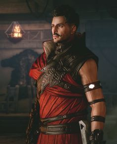 Dorian Pavus courtesy of Fuck Yeah Dragon Age