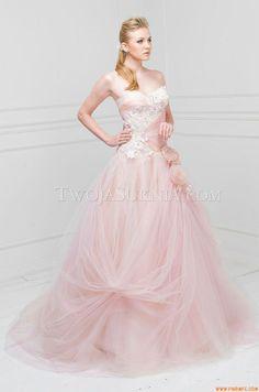 Vestidos de noiva Delsa D6637 Delsa Couture 2014