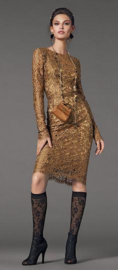 #Dolce & Gabbana  Fall 2012/13