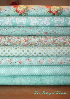 beautiful fabric/colors
