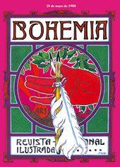 Primera portada de Bohemia