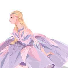 """Jane Pica on Instagram: """"Pastel everwhere . . . . . . #drawing #doodle #digital #cartoon #digital #art #sketch #illustration #procreate #barbie #barbieswanlake…"""" Princess Art, Barbie Princess, Character Inspiration, Character Art, Character Design, Pretty Art, Cute Art, Barbie Swan Lake, Barbie Drawing"""