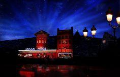 Moulin Rouge- Montmartre France