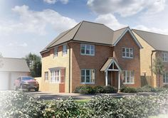 4 bedroom detached house for sale - The Astley at Oak Tree Gardens, Frearson Road Donington le Heath Leicestershire