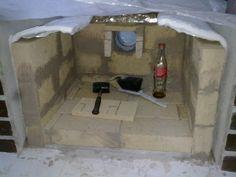 Wände und Bodenplatte