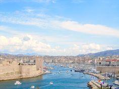 Marseille • Le vieux port • septembre 2013