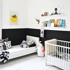 Dreamy And Soft Scandinavian Kids Room Decor Ideas - DigsDigs Kids Room Design, Nursery Design, Nursery Decor, Bedroom Decor, Bedroom Ideas, Bedroom Designs, Nursery Room, Nursery Ideas, Modern Bedrooms