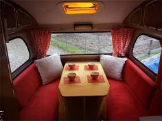 Foto Mooie frisse Constructam Comet Oldtimer Caravans en Kamperen Caravans Oldtimers