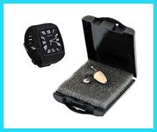 Spy long range bluetooth watch with earpiece in delhi also can buy online spy long range bluetooth watch with earpiece in india with reasonable price.