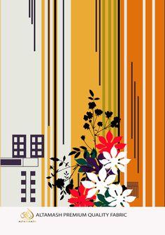 Altamash on Behance Textile Pattern Design, Textile Patterns, Textile Prints, Pattern Art, Copic, Spider Art, Monochrome Pattern, T Art, Geometric Logo