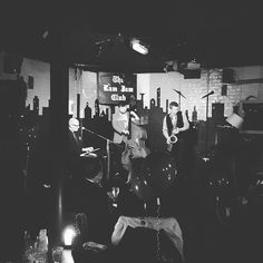 Tjjazzman and his band bringing some epic #bluesmusic to #theramjamclub #kingstonuponthames #smokd #birthday #greatvibes