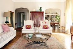 Inspired By...: A Fashionable London Abode