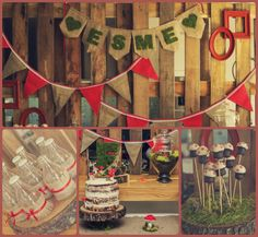 FIESTA DE BOSQUE ENCANTADO #WOODLANDPARTY