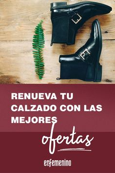 Si quieres renovar tu #zapatero, ¡echa un vistazo a estos ofertones! Adidas Gazelle, Clarks, Zapatillas Casual, Ankle, Boots, Shopping, Fashion, Black Leather Boots, Black Ankle Boots