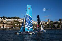 Extreme Sailing Series @ Douro river / OPorto / Portugal