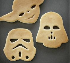 star wars pancake molds, $10