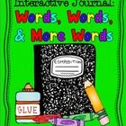 These activities look like so much fun! Students study their spelling or vocabulary words in a fun interactive way.  These are a great addition to your word work lessons.  Included in th...