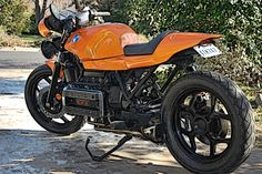 bmw k100 cafe racer street fighter custom for sale in Austin, Texas, United States