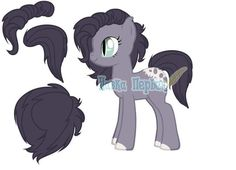 My Little Pony Hair, My Little Pony Drawing, Mlp Hairstyles, Pony Creator, Character Art, Character Design, Mlp Base, My Little Pony Pictures, Fashion Design Drawings