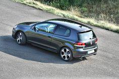 GTi MkVI in Carbon Steel Grey