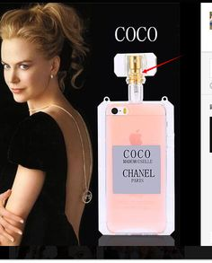 Perfume Mobile Phone Case For IPHONE 5 Mobile Phone Cases 89de822df53