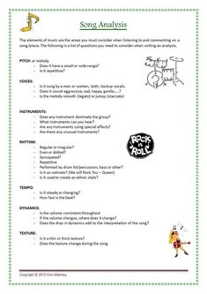 Music Lessons for Kids ELEMENTS of MUSIC. Listening Journal information and listening response sheets. Music Lessons For Kids, Music Lesson Plans, Music For Kids, Piano Lessons, Music Journal, Middle School Music, Music Education, Bilingual Education, Health Education