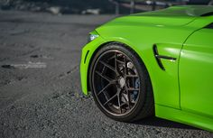 Featured Fitment: BMW M4 with Brixton Forged WR5 Wheels