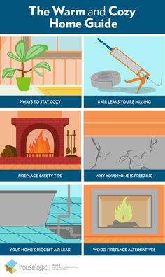 A warm home is a happy one! Use these money-saving tips and tricks to keep toasty during fall and winter.