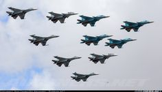 Sukhoi Su-27 - Russia - Air Force | Aviation Photo #4336649 | Airliners.net