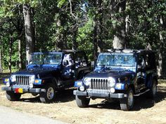 His-n-Hers #Jeep