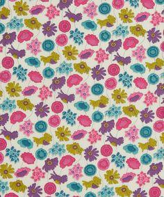 Liberty Art Fabrics Lydia D Tana Lawn Cotton