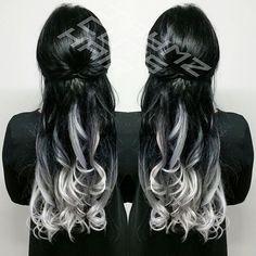 #hair #hairdressing #hairdresser #hairstyle #female #haircolor #instahair…
