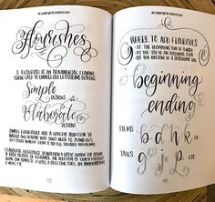 I highly recommend this brush lettering book to anyone who wants to start learning brush lettering, as well as those who have been practicing for a while.