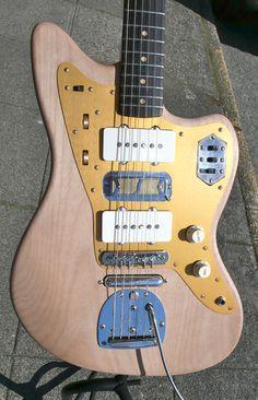 custom fender jazzmaster