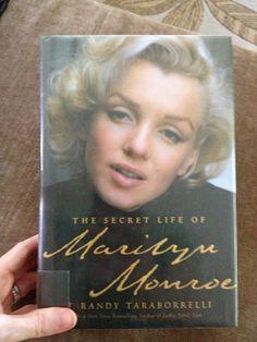 Marilyn Monroe Book Challenge by AdventuresOfSupermom, via Flickr