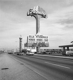 Flamingo. Las Vegas, Feb. 24, 1970