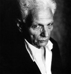 Jacques Derrida, French philosopher, b. July 15, 1930